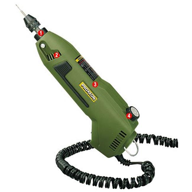 Rotary Tool FBS 12-EF - Green-Gold