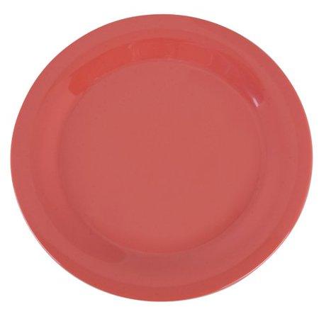 (Carlisle Food Service Products Sierrus  10.5'' Melamine Narrow Rim Dinner Plate (Set of 12))