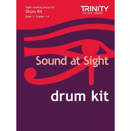 Sound at Sight Drum Kit Book 1: Grades 1-4 (Sound at Sight: Sample Sightreading Tests) (Sheet