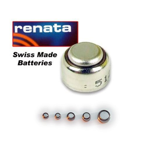 5 Pack Renata #377 Silver Oxide Battery
