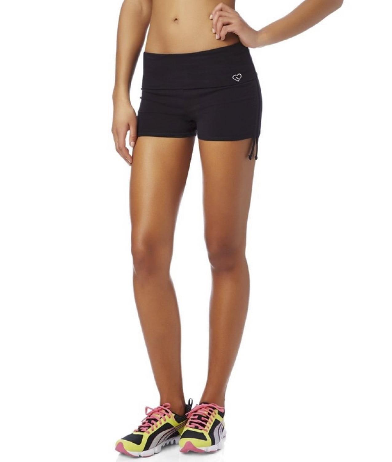 Aeropostale Womens Yoga Athletic Workout Shorts