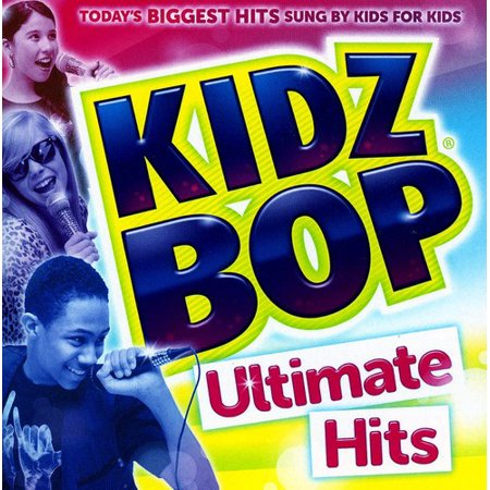 Kidz Bop Ultimate Hits (CD)