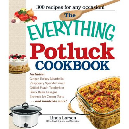 The Everything Potluck Cookbook - eBook - Halloween Potluck Appetizers