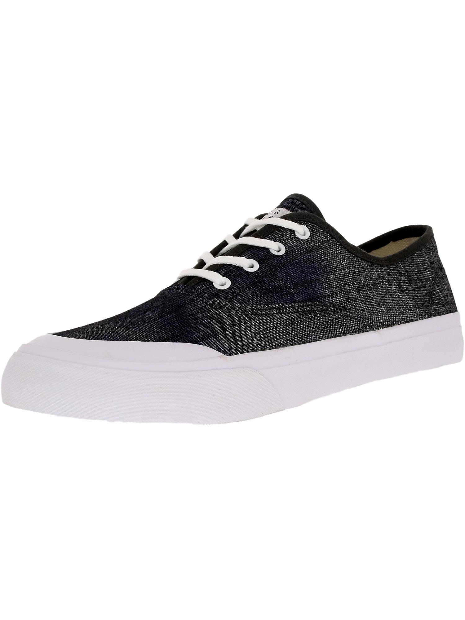 Huf Men's Cromer Dip Dye Navy Ankle-High Canvas Fashion Sneaker - 11M