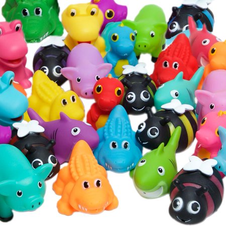 Rubber Animal - mega rubber animal assortment