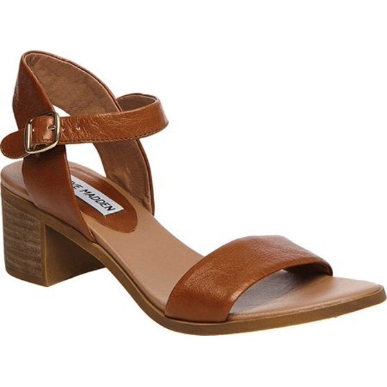 bd5e4a93b51 women's steve madden april block heel sandal