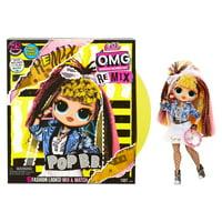 L.O.L. Surprise! O.M.G. Remix Pop B.B. Fashion Doll  25 Surprises with Music