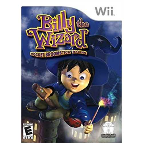 Image of Billy The Wizard - Nintendo Wii