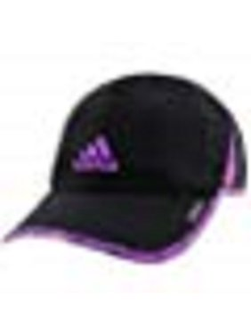 f7640aa65 Product Image Adidas Women's Adizero II Cap, Black/Shock Purple/Raffia  Print, One Size