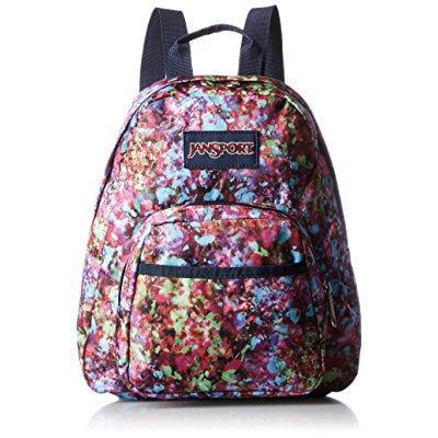 JANSPORT half pint backpack - multi flower explosion (625...