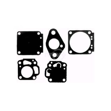 Nikki Carburetor Kit for Mitsubishi T300 & up, with BA401
