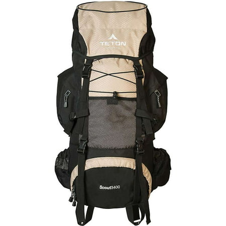 Hunter Green Backpack (TETON Sports Scout 3400 Backpack )