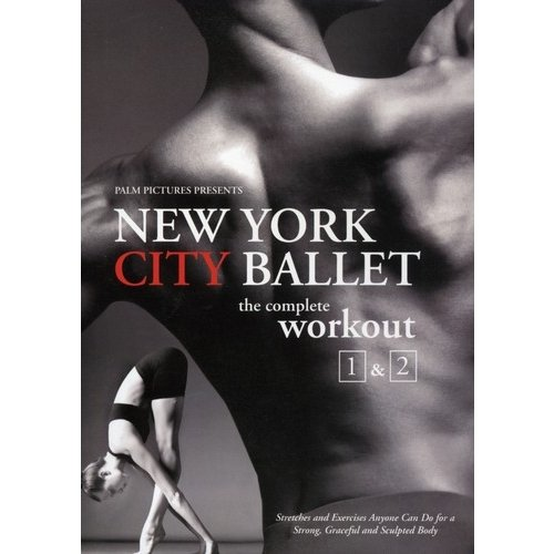 Uni Dist Corp New York City Ballet-complete Workout [dvd]