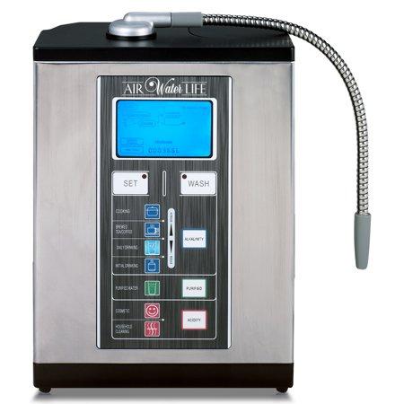 Aqua Ionizer Deluxe 9 0 Alkaline Water Machine By Air