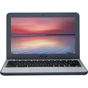 ASUS Chromebook Laptop 11.6, Intel Celeron, 16GB Flash Storage, 4GB RAM, C202SA-YS02