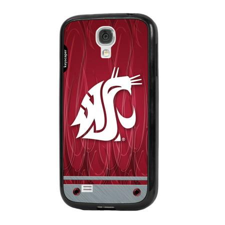 Washington State Cougars Galaxy S4 Bumper (Washington State Cell Phone)