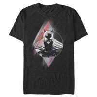 Batman Men's Caped Crusader Prism T-Shirt