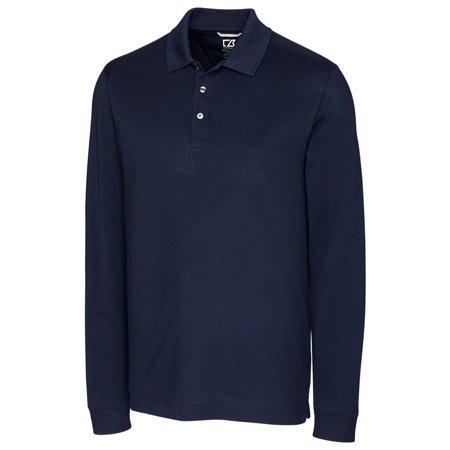 Cutter & Buck Polo Shirt (Cutter & Buck Men's Advantage L/S Polo Shirt )