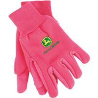 WEST CHESTER JD00003/W 10 Oz Jersey Glove-LADY PINK JERSEY GLOVE