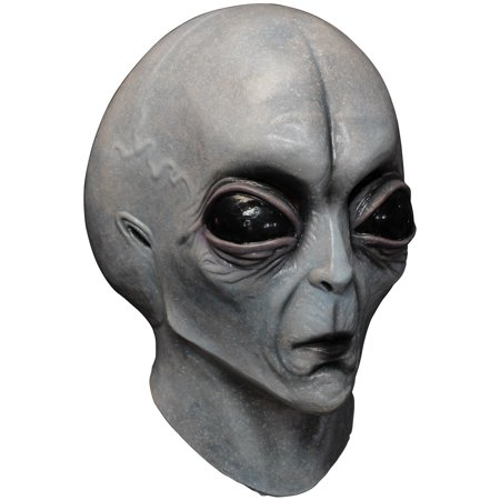 Area 51 Halloween (Area 51 Adult Mask Halloween Costume)