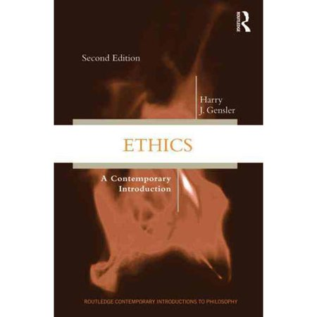 a look at ethics as an introduction to philosophy Philosophy through film and which argue that some areas of philosophy, like ethics  an introduction to philosophy london/new york.