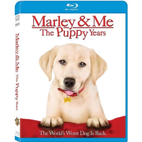Marley & Me: The Puppy Years (Blu-ray) (Exclusive) (Widescreen)