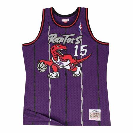 - Vince Carter Toronto Raptors NBA  Mitchell & Ness Purple 1998-99 Swingman throwback Jersey For Men