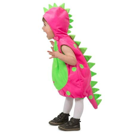 Toddler Dot The Dino Costume - Toddler Dino Costume