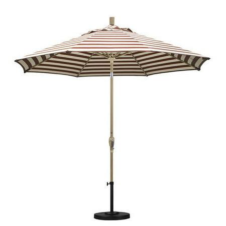 california umbrella 7 5 39 market patio umbrella in beige
