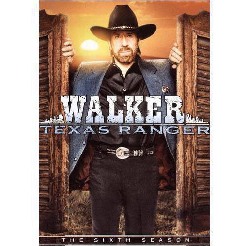 WALKER TEXAS RANGER-6TH SEASON (DVD) (6DISCS)