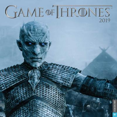 2019 GAME OF THRONES WALL CALENDAR