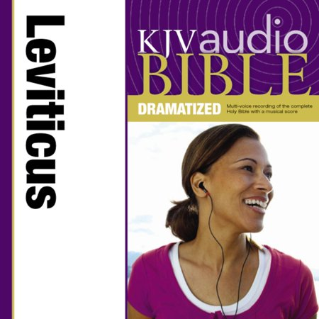 Dramatized Audio Bible - King James Version, KJV: (03) Leviticus -