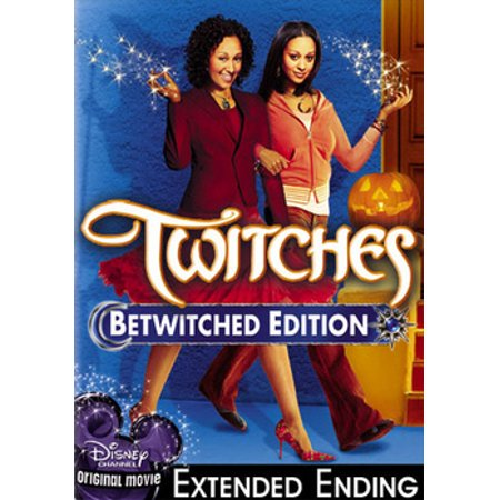 Twitches (DVD) (Halloween Movies Like Twitches)
