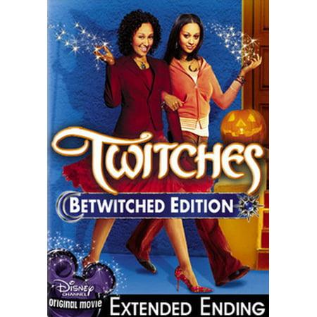 Twitches (DVD)](Disney's Halloween Treat 2017)