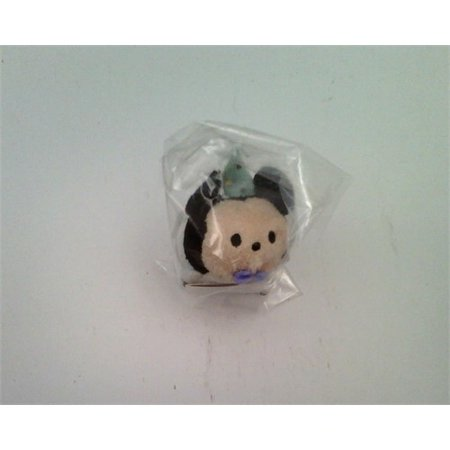 Tsum Tsum Mini Plush 3.5 inch Mickey Mouse Birthday 2018 Target Exclusive New Disney MWMT with Tags Birthday Collection (Mini Mouse Birthday)