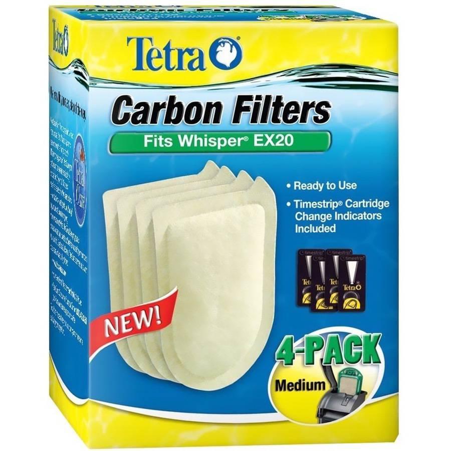 Tetra Carbon Filters Medium, 4pk
