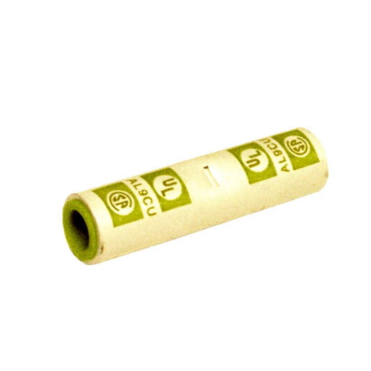 Morris Products MA400 Aluminum Long Barrel Compression Splices in Green