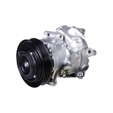 Acura RL Ac Compressor and Clutch