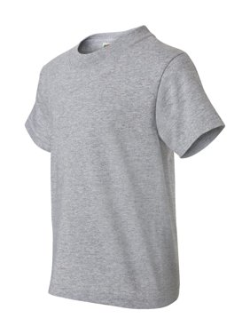 Fruit of the Loom Boys 4-16 HD Cotton Youth Short Sleeve T-Shirt