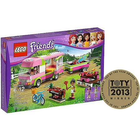 Lego Friends Adventure Camper Play Set