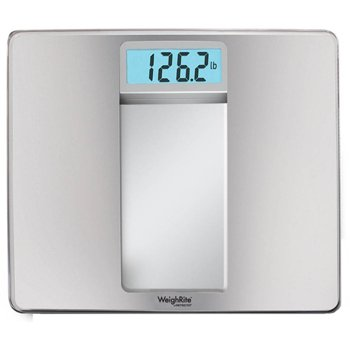 Detecto WeightRite Glass LCD Digital Scale