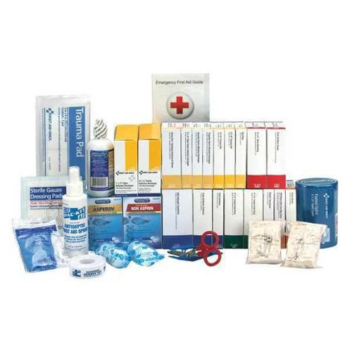 FIRST AID ONLY 90618 First Aid Kit,9-1/8 in.W x 13-1/4 in.D G2101535