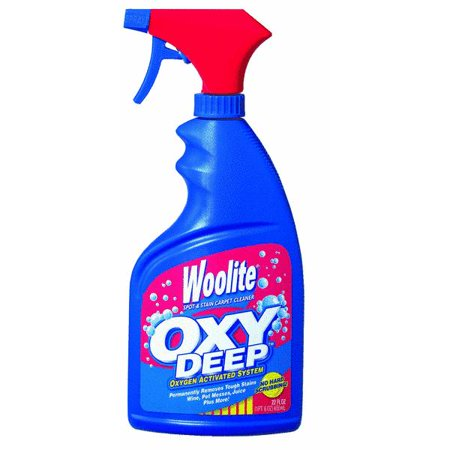 Woolite Oxy Deep Oxygen Activated Stain Remover 22 Oz