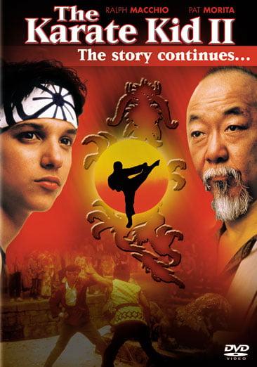 Karate Kid 2 [dvd] by