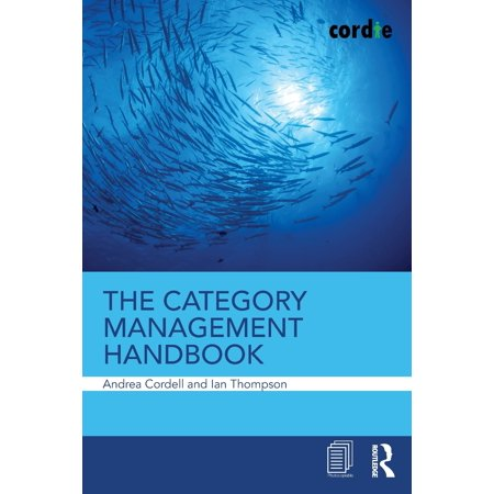 The Category Management Handbook 9780815375517