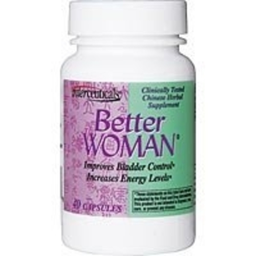 Interceuticals Better Woman Improves Urinary Control Capsules - 40 Ea