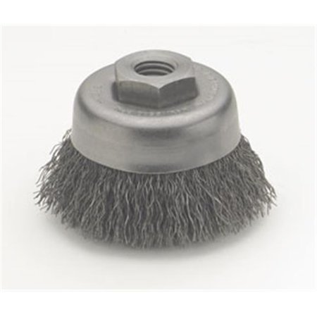 8234 3 In. Crimped Wire Cup Brush - image 1 of 1