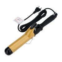 38mm Ceramic Barrel Hair Curling Iron Hair Wand Curler Roller with Glove Haircare Styling Tool 110-240V