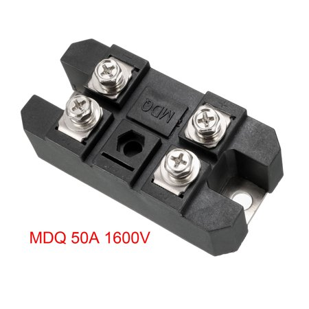 MDQ50A1600V 4 Terminals Full Wave Diode Module Single Phase Bridge Rectifier - image 5 of 6