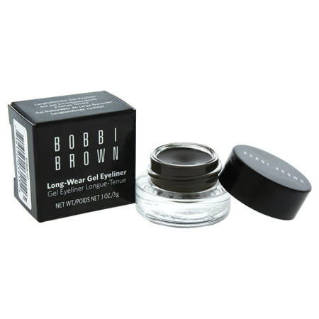Bobbi Brown Gel Eyeliner - Long-Wear Gel Eyeliner - 07 Espresso Ink by Bobbi Brown for Women - 0.1 oz Eyeliner